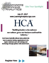 HCA Exclusive Site Tour Spotlight