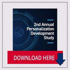 Monetate | 2nd Annual Personalization Development Study