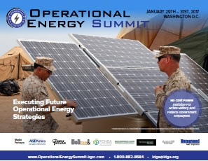 Agenda - Operational Energy Summit 2018
