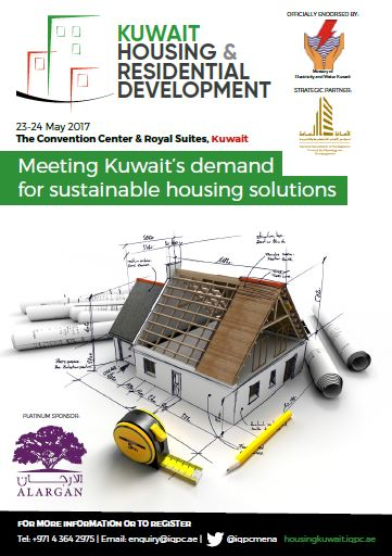 Agenda - Kuwait Housing & Residential Development 2017