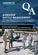 Airborne Battle Management - The Importance of Verified Intelligence for Real-Time Command and Control in NATO