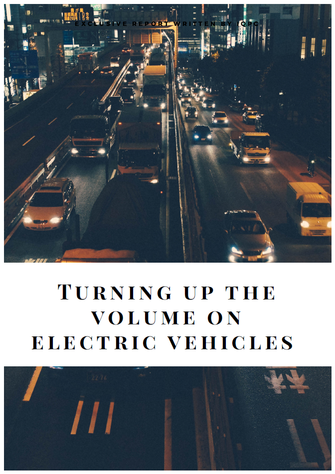 Report on Turning Up the Volume on Electric Vehicles