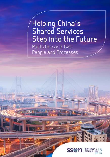 Helping China's Shared Services Sector Step into the Future: Parts 1 and 2