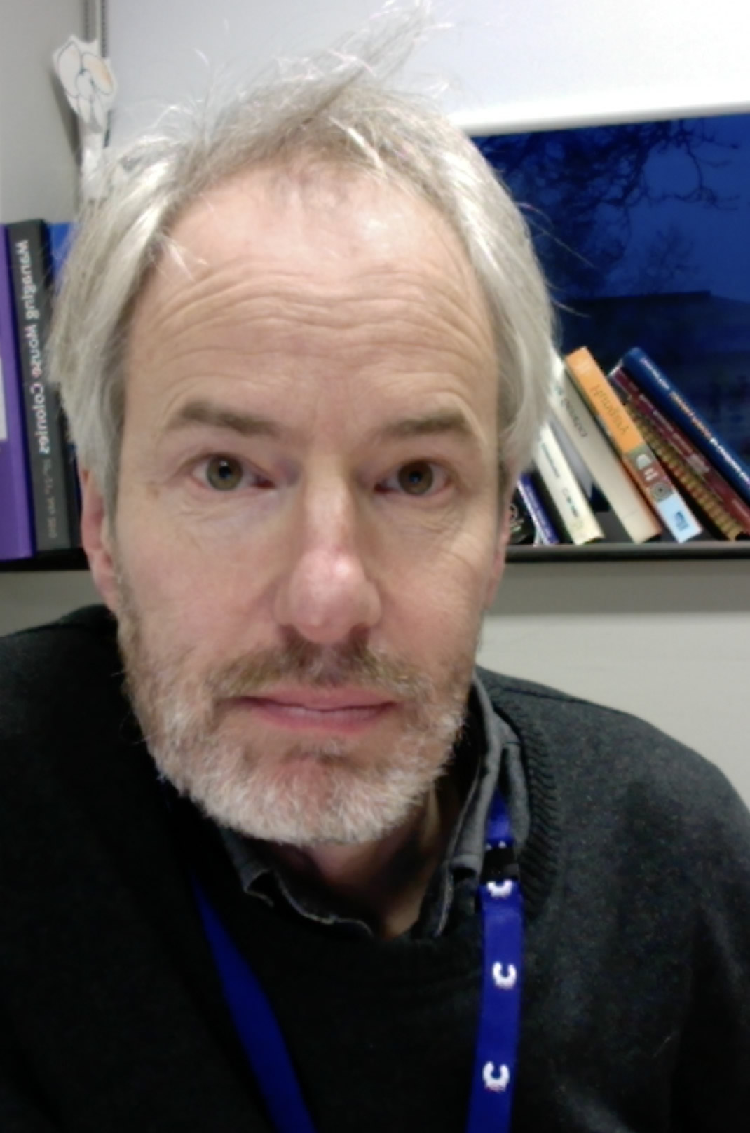 Ian Rosewell