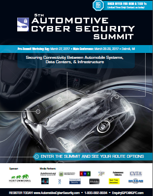 Driving Cyber Security Forward