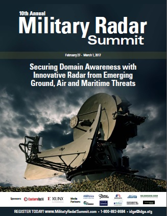 Download the Military Radar 2017 Agenda