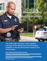 Law Enforcement and Biometrics Market Size and Technologies