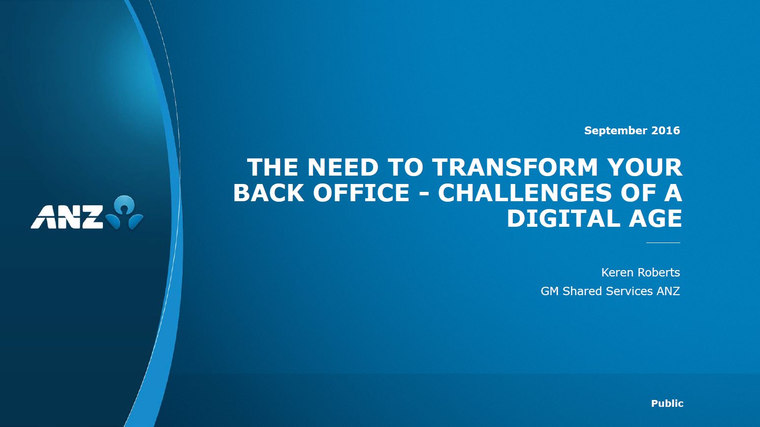 The Need to Transform your Back Office to Become More Automated – Challenges of a Digital Age