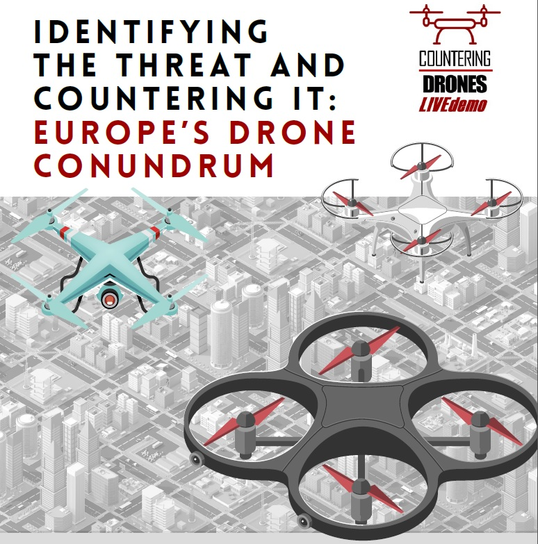 Infographic: Identifying the threat and countering it: Europe's drone conundrum - based on worldwide survey results