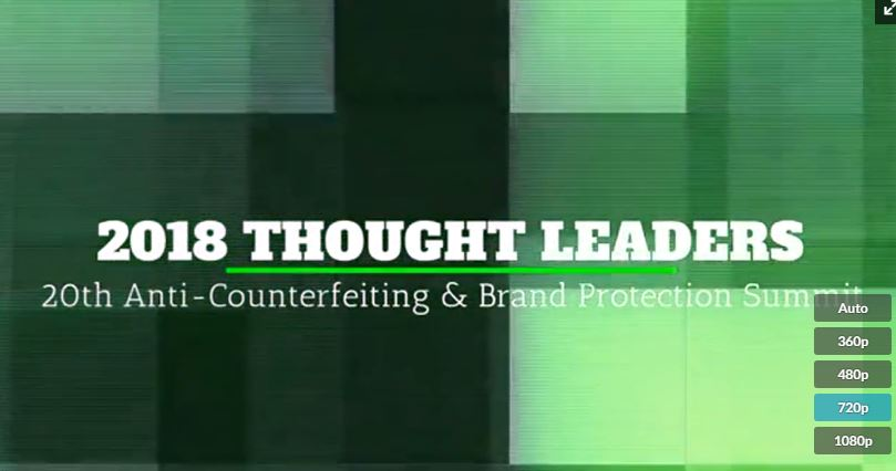 20th Anti-Counterfeiting & Brand Protection Speaker Interviews