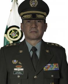 Major General Jorge Enrique Rodríguez Peralta