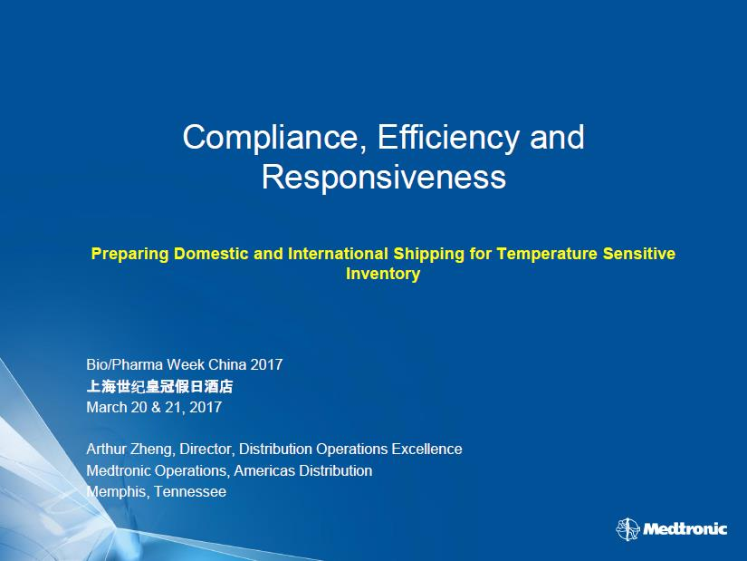 Preparing Domestic and International Shipping for Temperature Sensitive Inventory