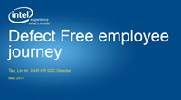 Embarking on Intel Malaysia's Journey towards Defect Free Employee (DFE)