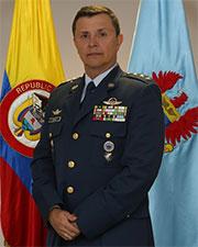 Major General Carlos Bueno Vargas