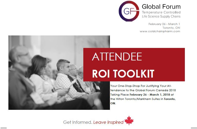 Attendee ROI Toolkit: Global Forum Canada