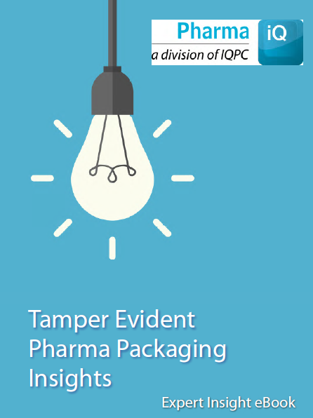 Tamper Evidence in Pharma Packaging - Expert Insight eBook