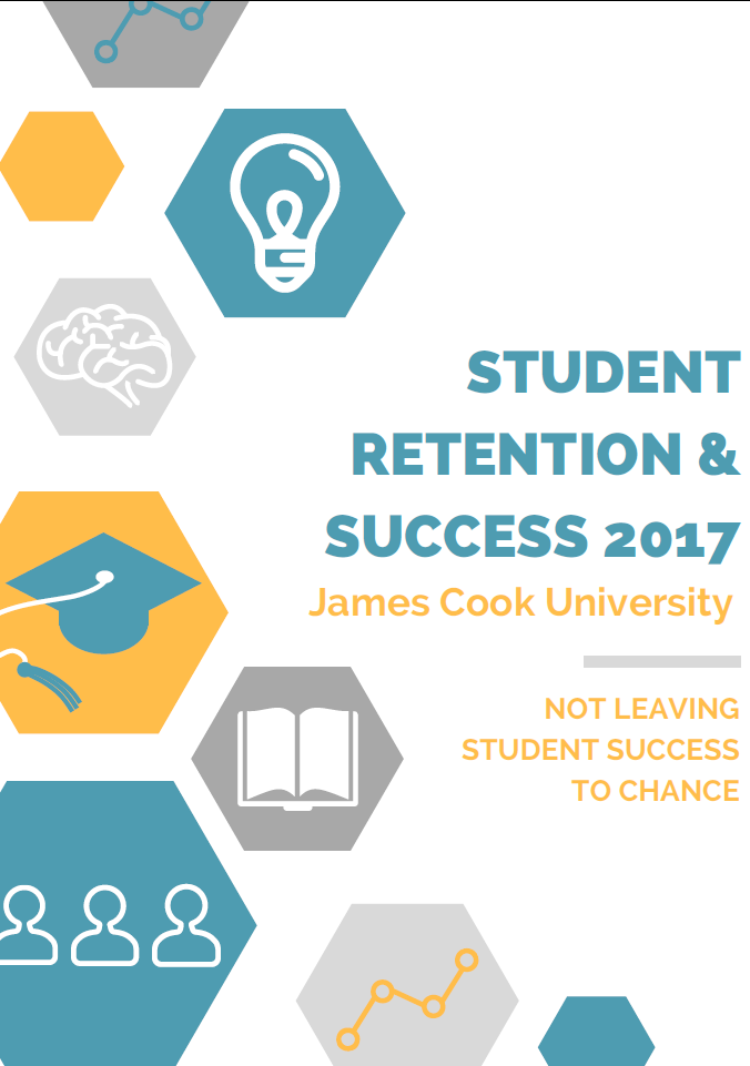 James Cook University - Not Leaving Student Success to Chance