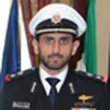 Commander Mubarak Ali  AlSabah