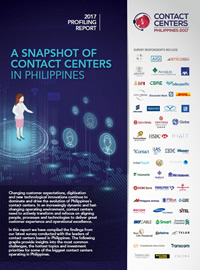 A SNAPSHOT OF CONTACT CENTERS IN PHILIPPINES