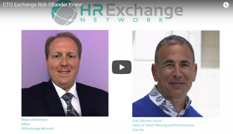 The Reinvention of Performance Management: A Conversation with Gap Inc.'s Rob Ollander-Krane