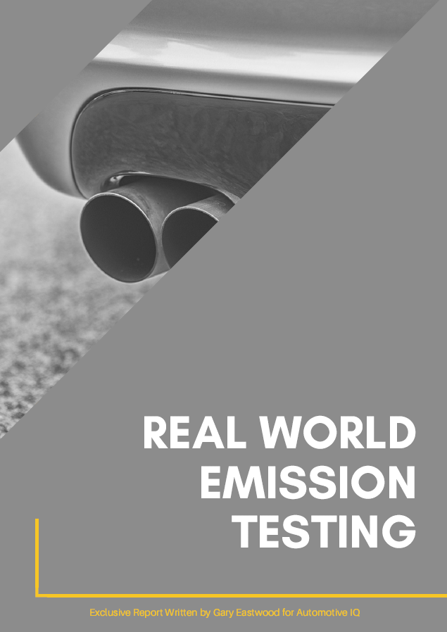 Report on the Global Market Situation after the DieselGate Scandal