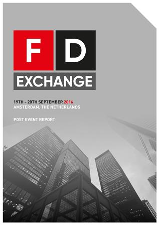 Finance Director 2016 Post Event Report
