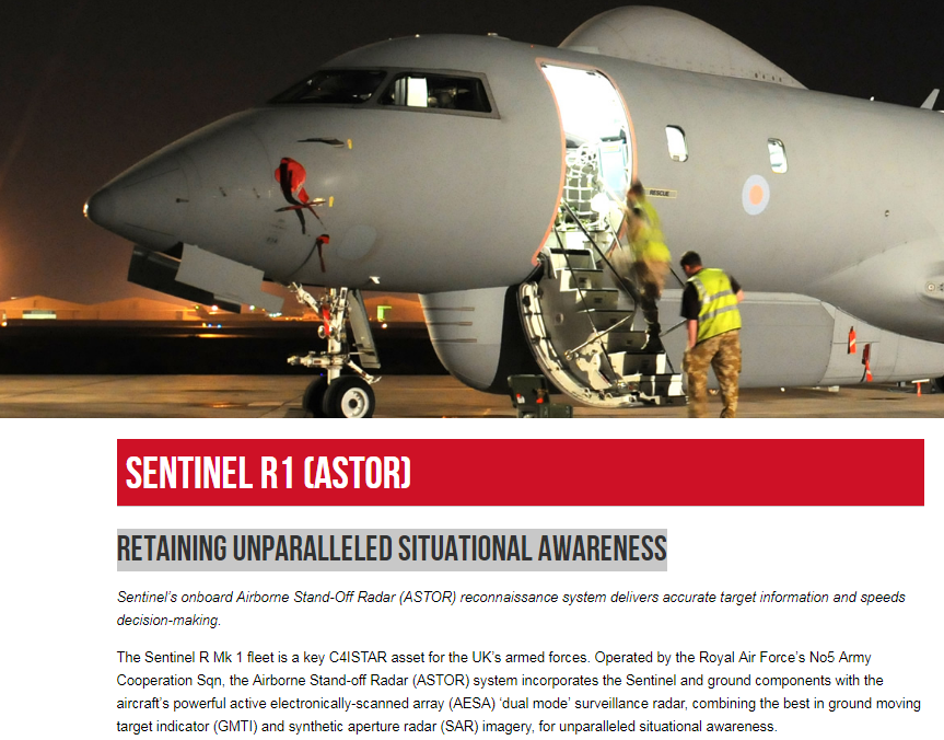 Raytheon - RETAINING UNPARALLELED SITUATIONAL AWARENESS