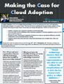 Making the Case for Cloud Adoption