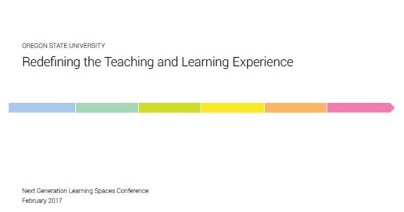 Redefining the Teaching and Learning Experience