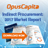 Indirect Procurement: 2017 Market Report