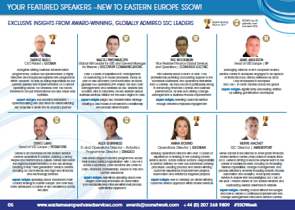 Featured Speakers – New To Eastern Europe SSOW!