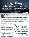 CERDEC On Energy Storage Solutions