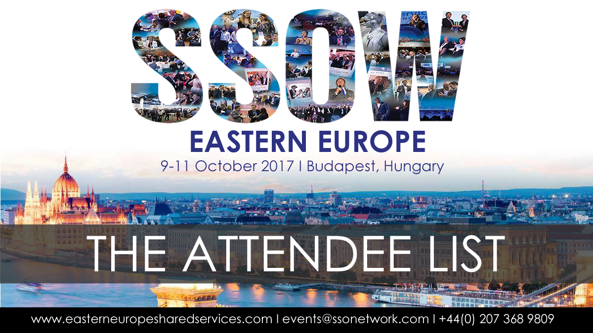 EESSOW: The Attendee list