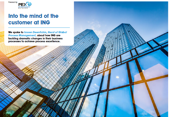Into the minds of the customer at ING