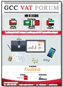 4th GCC VAT Forum - Brochure