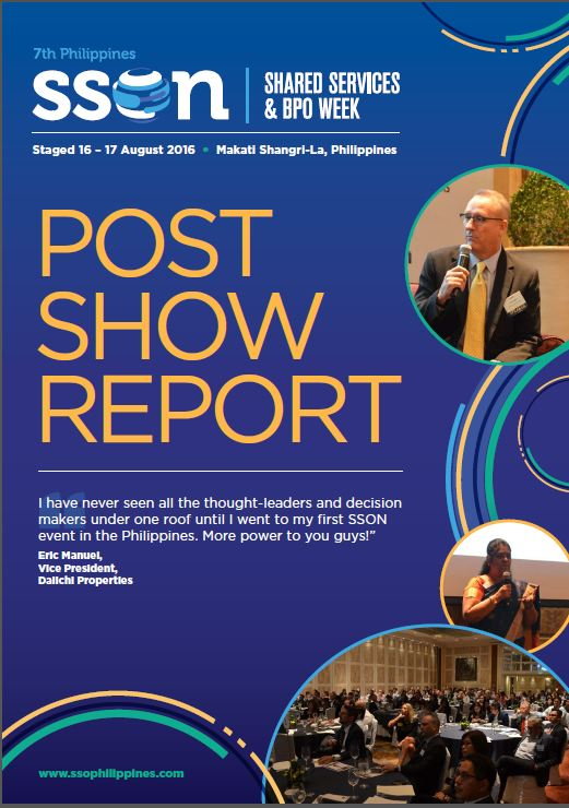 Shared Services and BPO Week Philippines Post Show Report