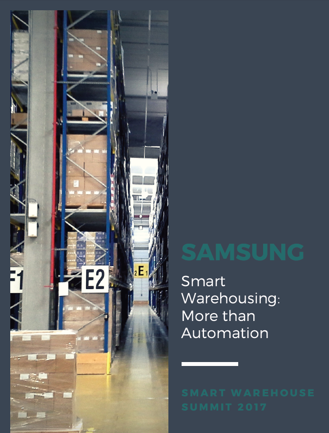 Smart Warehousing: More than Automation
