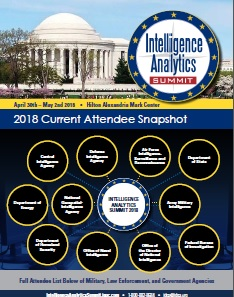 Intelligence Analytics Attendee Heatmap