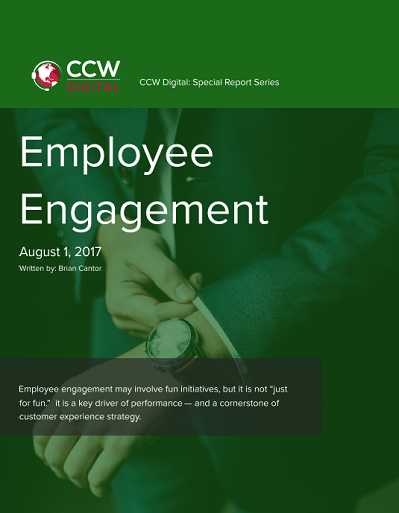 CCW Digital Special Report - Employee Engagement