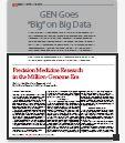 Precision Medicine Research in the Million-Genome Era