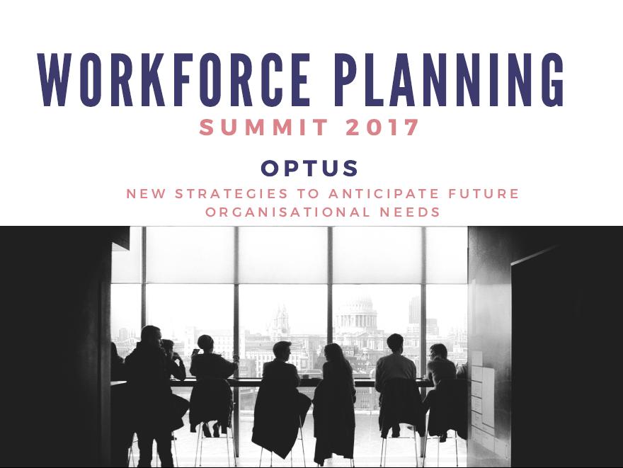 Optus: New Strategies to Anticipate Future Organisational Needs