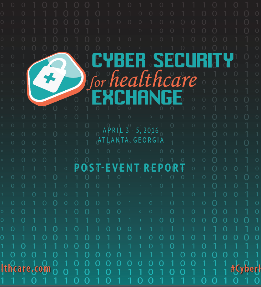 NEW Cyber Security Exchange Post-Event Report