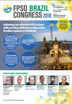 Download the FPSO Brazil Congress Brochure