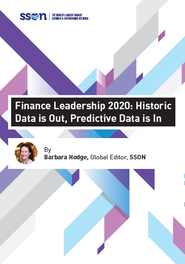 Finance Leadership 2020: HISTORIC Data is Out, PREDICITIVE Data is In