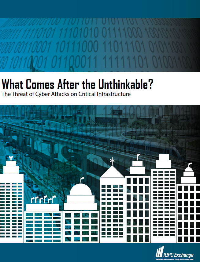 The Threat of Cyber Attacks on Critical Infrastructure