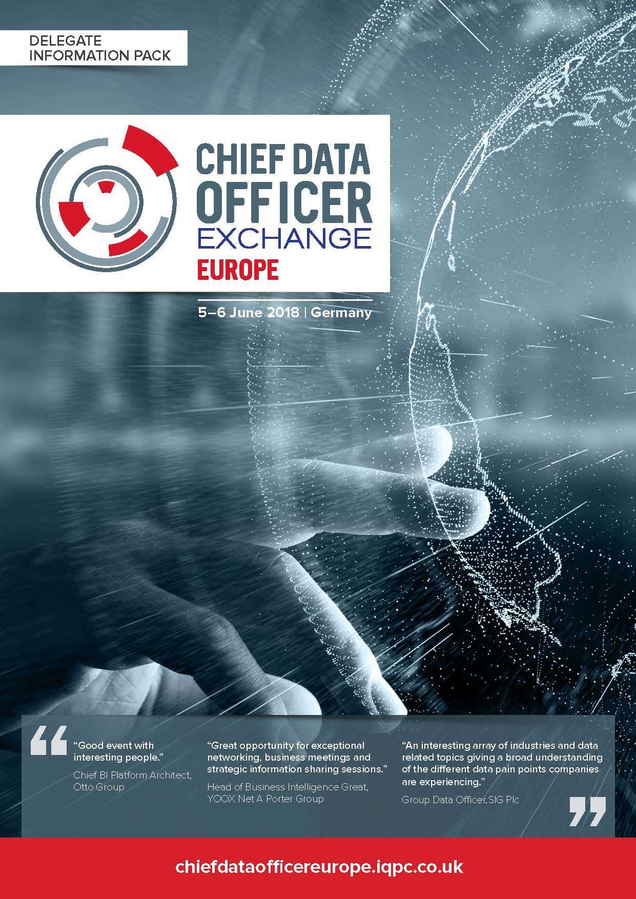 Chief Data Officer Exchange Europe » PDF