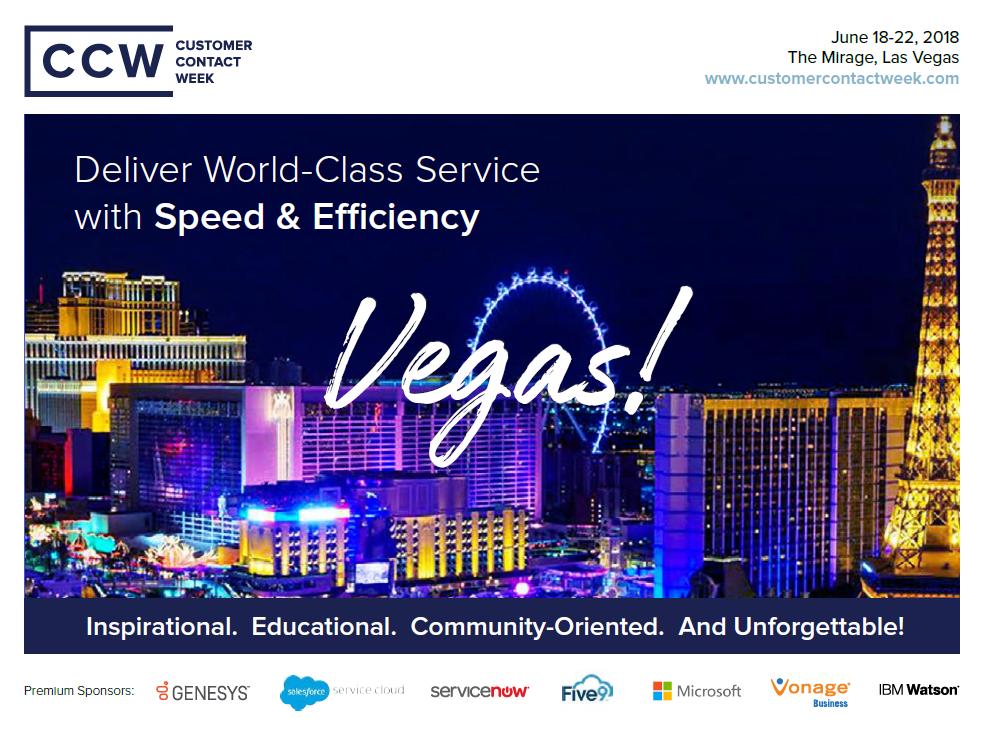 CCW Vegas Official Brochure