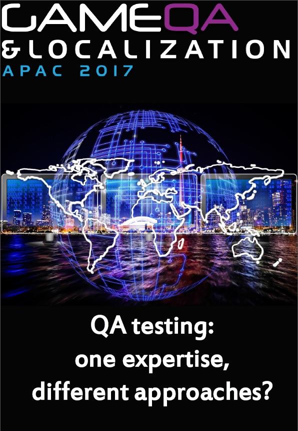 QA testing: one expertise, different approaches