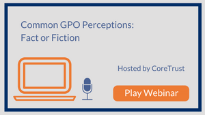 Common GPO Perceptions: Fact or Fiction