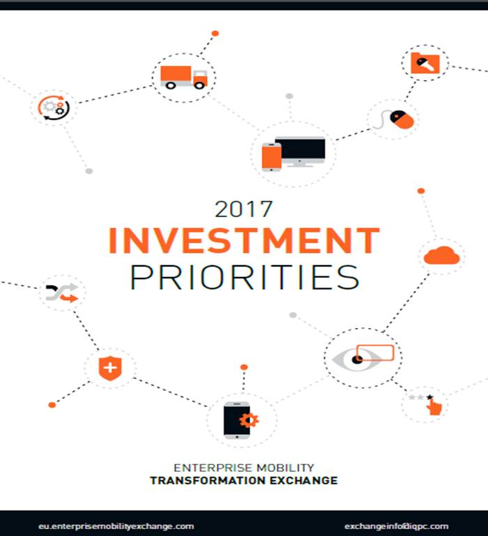 Investment Priorities 2017